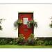 Red Door by haberlea