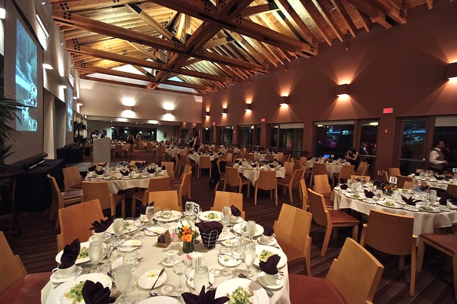 Schwab Residential Center Banquet Hall, Stanford