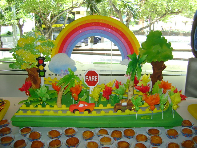 Photo - Decoracion mesas cumpleanos infantiles ...