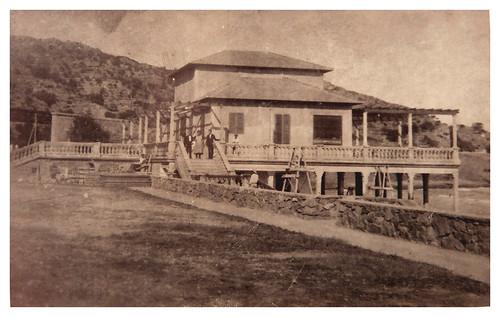 Construcción del Hotel Voramar en 1930