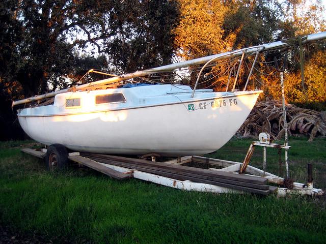 My grandfathers boat