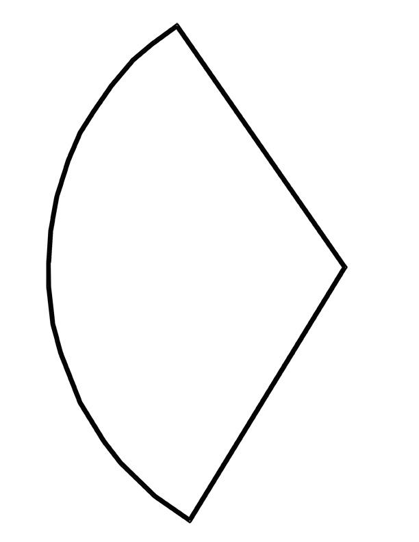 cone template