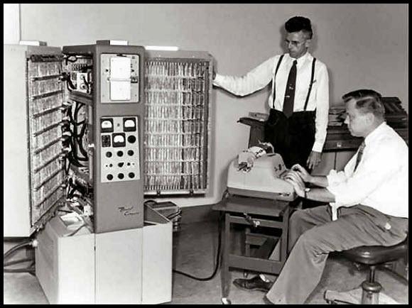 Retro delight gallery of early computers 1940s 1960s - Fotos de ordenadores ...