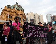 Capitalism has no solutions to Climate Change