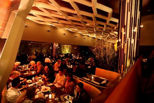 Koi restaurant the bryant park hotel nyc review for Koi farm near me