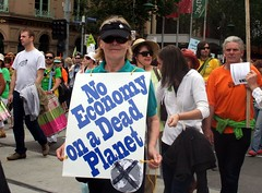 No Economy on a Dead Planet