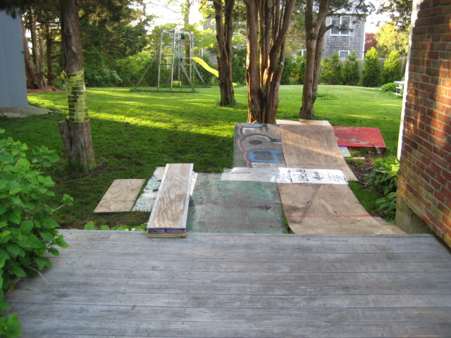 Backyard Skatepark Game : backyard skatepark syko  Flickr  Photo Sharing!