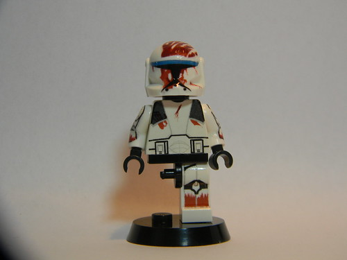 Lego Star Wars Commando Sev 90% done