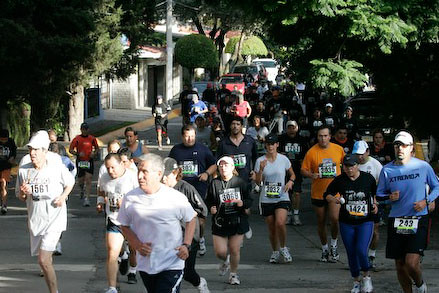 Carreras Arboledas 10K