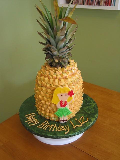 Pineapple Cake Flickr Photo Sharing