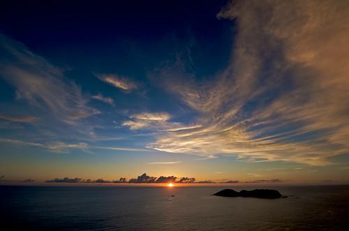 ocean blue sunset sea summer sky japan tokyo getty crazyshin 2009 rf ogasawara 小笠原 anawesomeshot ishflickr nikond3 ogasawaraislands afsnikkor1424mmf28ged ds44920 2009separt 2009separt01 90095279 2011sold 201109sold