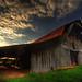 Kentucky Barn 2 by James T Atkinson