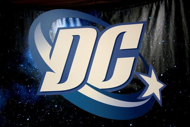 DC Comics Booth