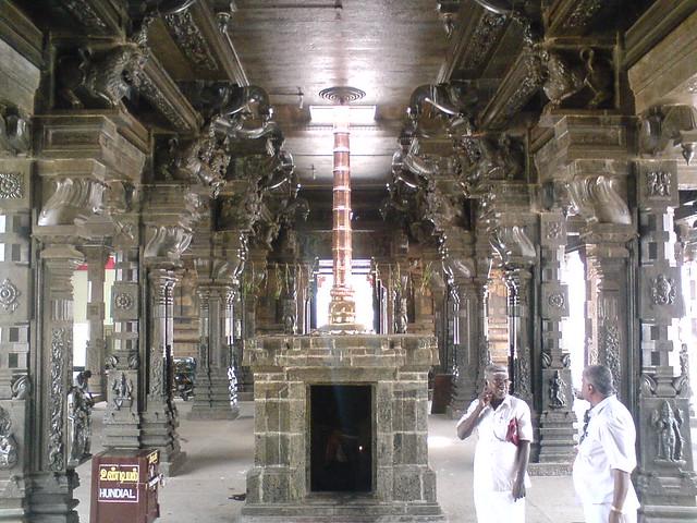 Sri Parimala Ranganatha Perumal Temple (Thiruindhalur), Mayiladuthurai - Divya Desam 23