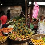 PIles of Fruit - Granada, Nicaragua