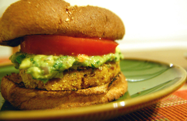 Spicy Guacamole Burger Recipes — Dishmaps
