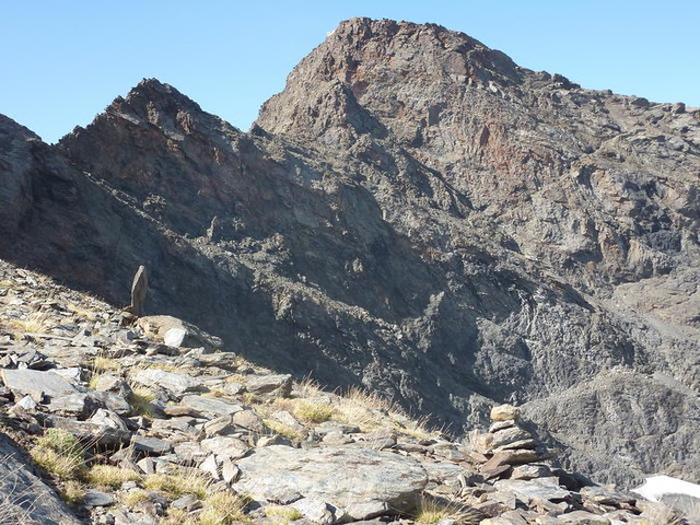 Cerro de los Machos to Capileira