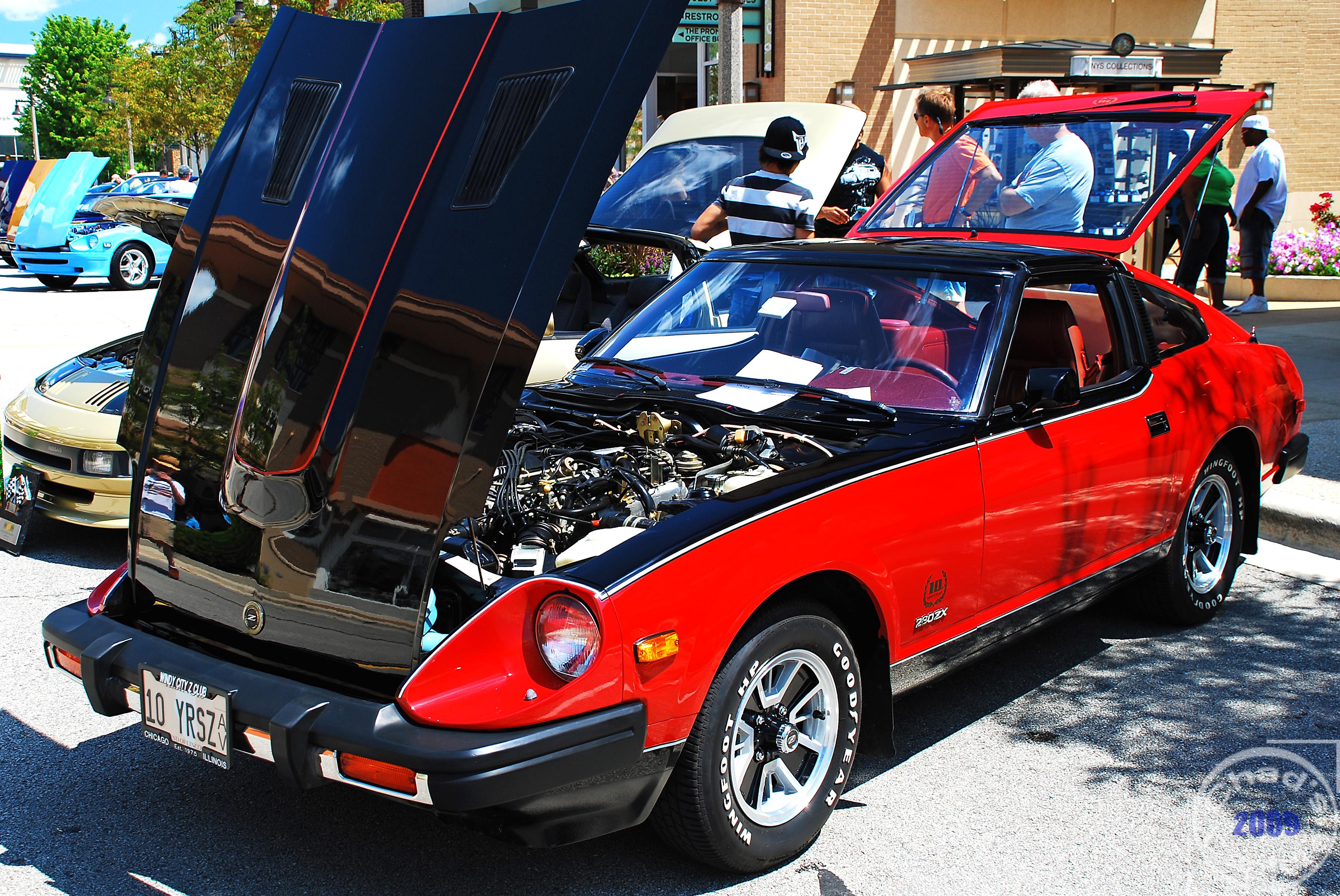 1978 1983 datsun 280zx 280zx turbo s130 it rolls