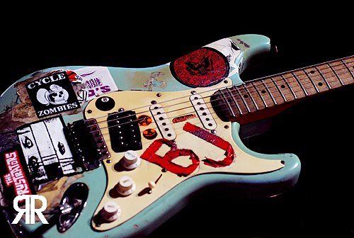 Take me home guitar