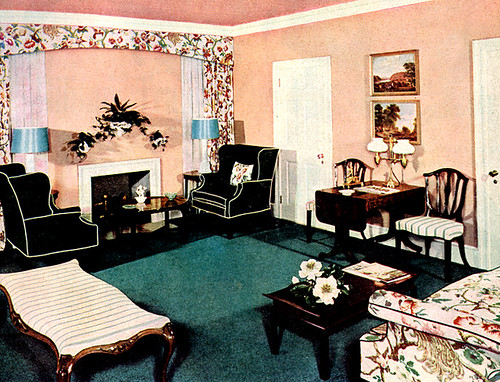 mid century living 39 40s living rooms
