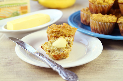 Gluten Free Coconut Flour Banana Muffin Recipe