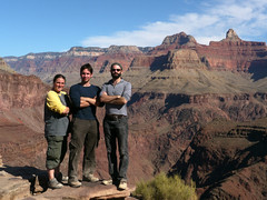 Us at Plateau Point