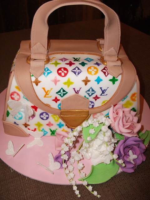 TORTA LOUIS VUITTON