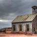 Old Schoolhouse North of Moab by andertho