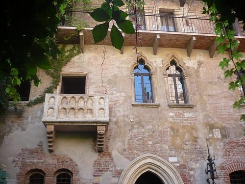 Juliet's house
