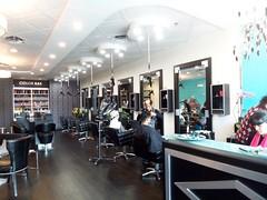 room, interior design, barber,