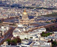 L'Hôtel national des Invalides, Paris, France