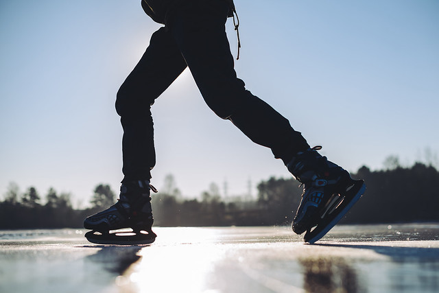 Ice skating #41/365
