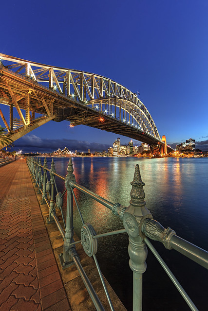 Milson's Point View