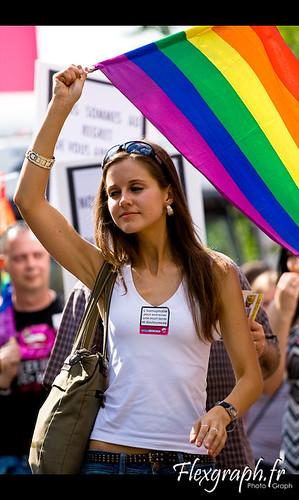 Gay Pride 2009 - Marche des Fiert\xe9s LGBT @ Paris
