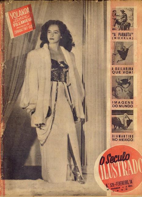 Século Ilustrado, No. 528, February 14 1948 - cvoer