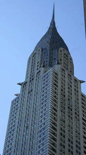 Chrysler Building Third Avenue