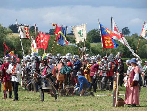 Battle Of Tewkesbury #1
