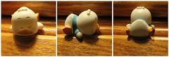 Sleeping Rubber Duckie