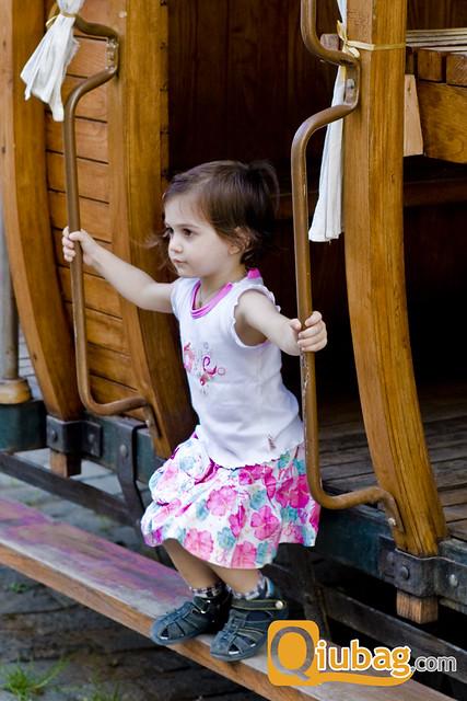Gruzińskie dzieci spotkane w Tbilisi