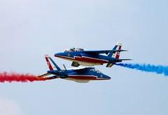 2009.06 REIMS - Centenaire de l'aviation - Patrouille de France