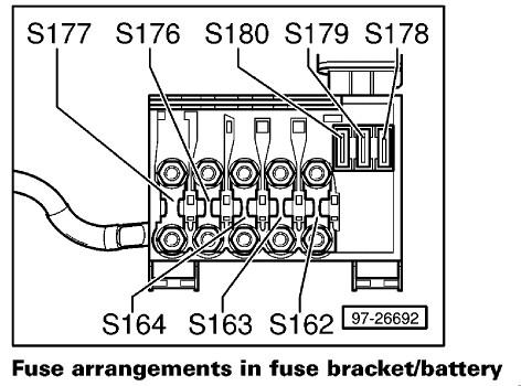 2000 vw beetle fuse box under hood   34 wiring diagram