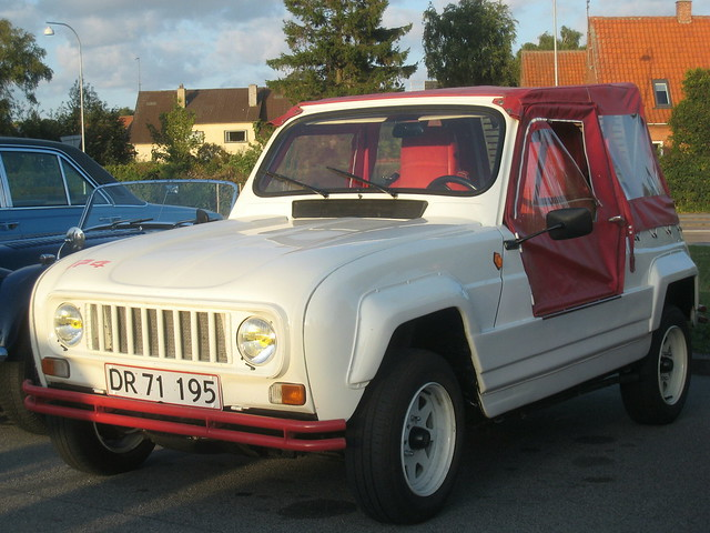 "Renault 4 ""JP4"" | Flickr - Photo Sharing!"