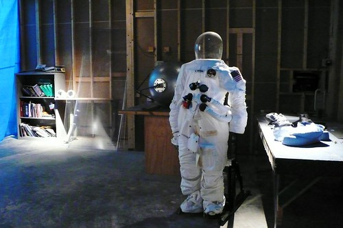 Hutchinson, KS (Empty Space Suit)