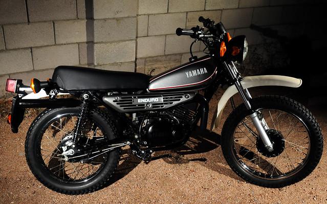 Yamaha Enduro Dt100 Flickr Photo Sharing