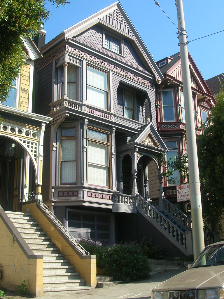 Grateful dead house san francisco tripomatic for Beck s motor lodge castro
