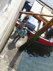 Setting off for the Farne Islands