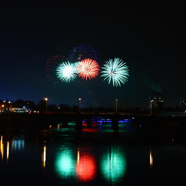 Glasgow Fireworks 2009 D 77