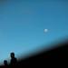 Ala Moana. Moonrise. by .I Travel East.