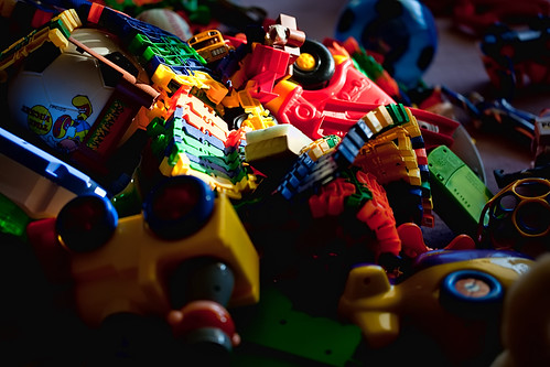 Day 326 - Toy Pile