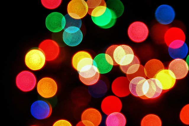 Bokeh Party from Flickr via Wylio